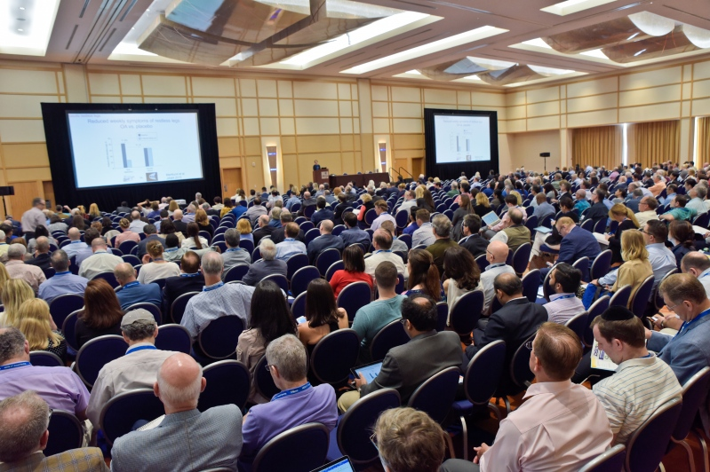General Session full of people