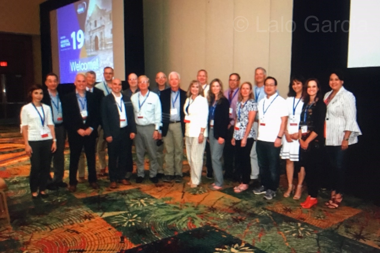 New diplomates of the ABDSM were recognized at the 2019 AADSM Annual Meeting