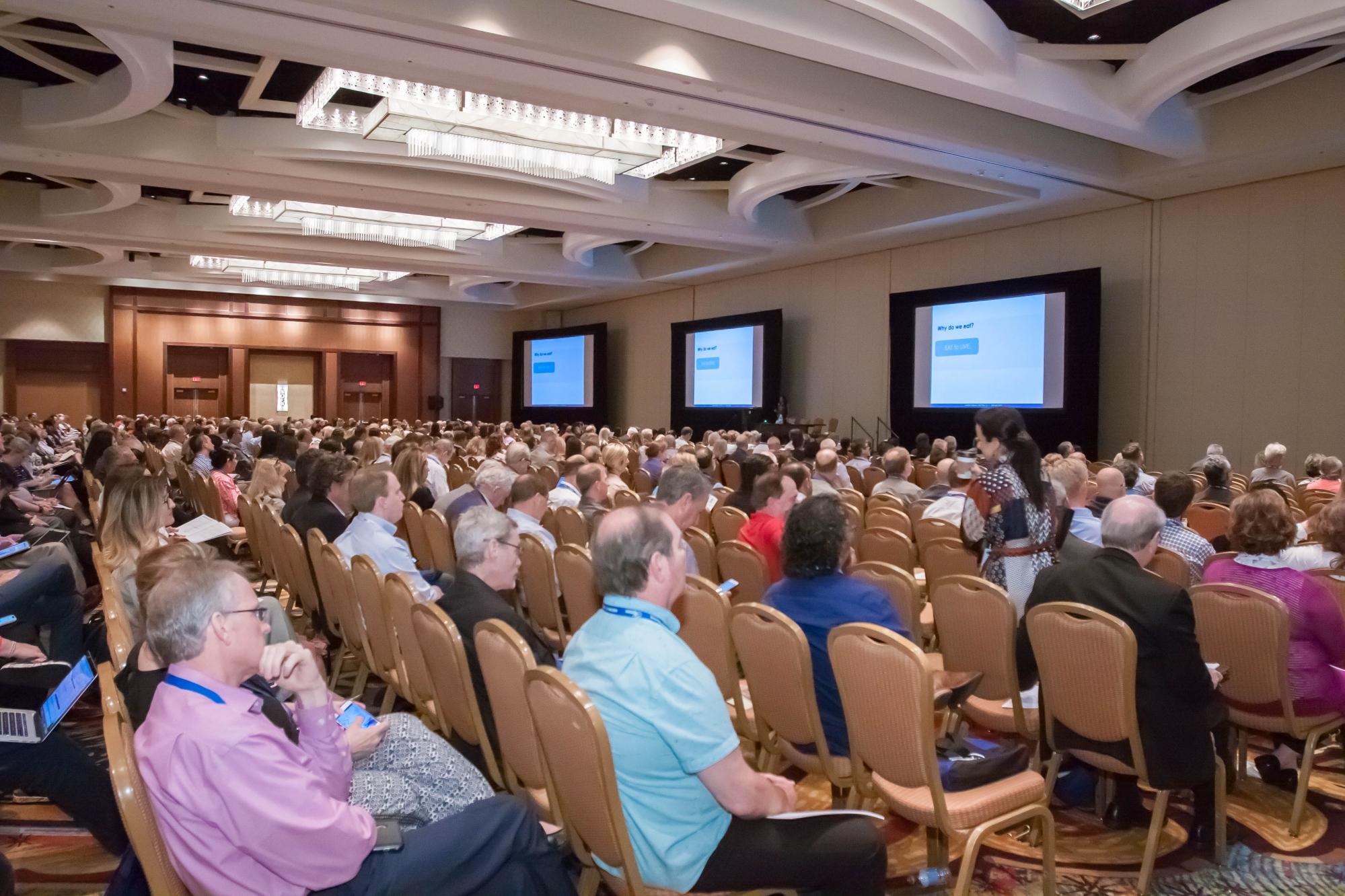 AADSM 2019 annual meeting attendees